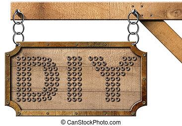 bricolage, chaîne, signe