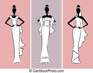 bridal, ファッション