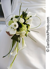 Bridal flowers - Beautiful flowers for the bride