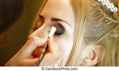 Bridal Makeup - Eyeshadow