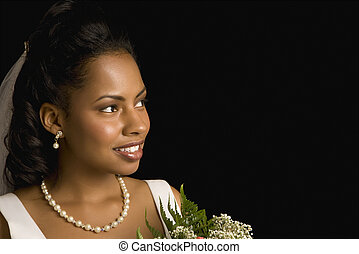 bridal, portrait.