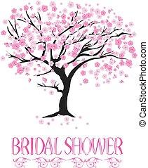 bridal prysznic