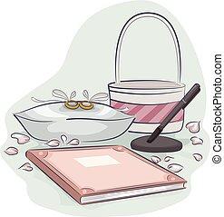 Bridal Registry Accessories