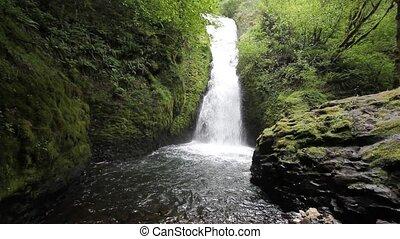 Bridal Veil Falls in Portland OR