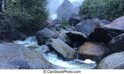 Bridalveil Falls Yosemite National Park