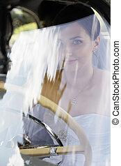 Bride driver