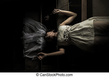 Bride ghost story