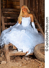 Bride in the basement