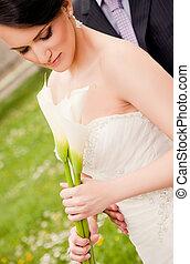 Bride marriage