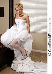 Bride Striptease Series #5