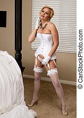 Bride Striptease Series #6