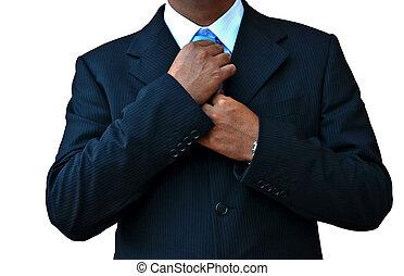 Bridegroom system tie