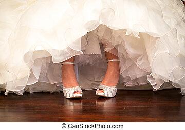 Bride's Shoes 2