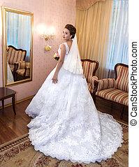 bridesmaid dresses bride
