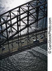 bridge., シドニー 港