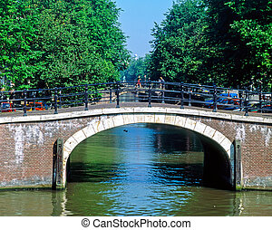 Bridge, Amsterdam