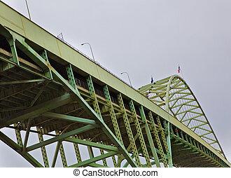 Bridge and Sky
