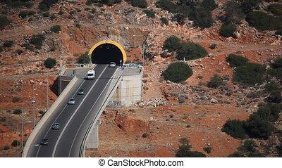 Bridge and Tunnel