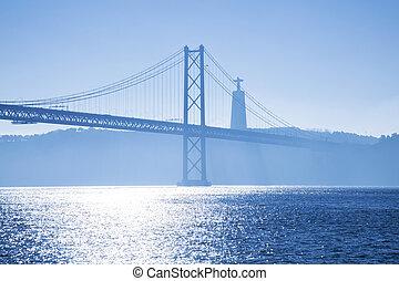bridge April 25 Lisbon