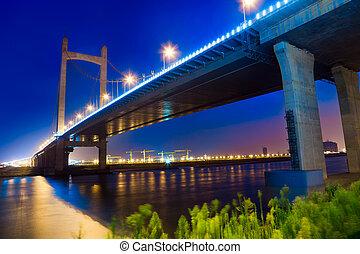 Bridge at Twilight Time