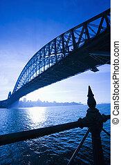 Bridge, Australia.