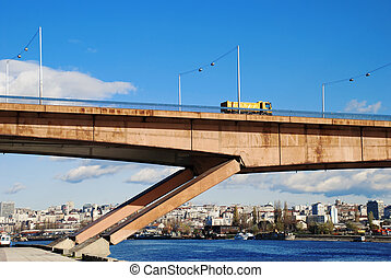 Bridge Belgrade