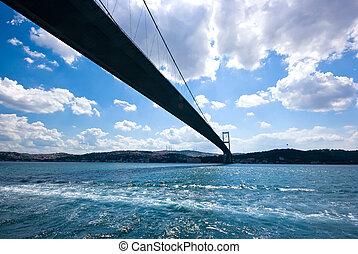 Bridge between Asia and Europe