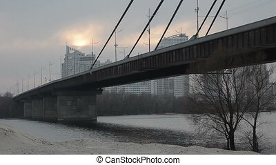 Bridge car sun city