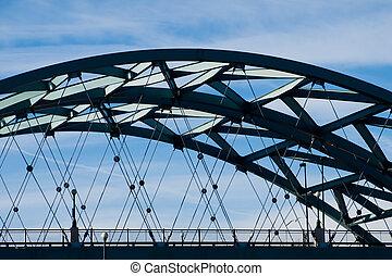 Bridge - City bridge.