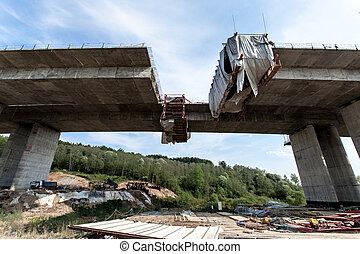 Bridge construction