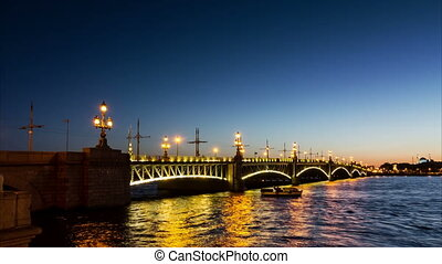 Bridge drawning (timelapse) - Trinity Bridge drawning...