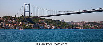 bridge - Fatih Sultan Mehmet Bridge