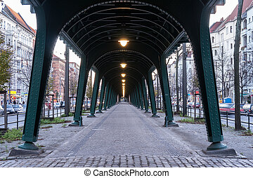 bridge in berlin
