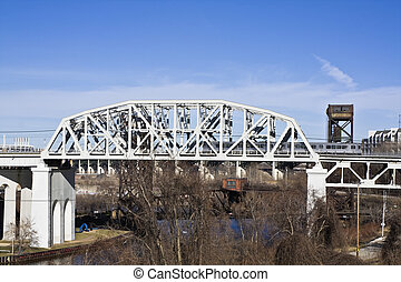 Bridge in Cleveland