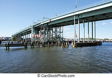 bridge in Gothenburg