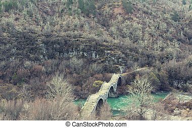 Bridge in Greece