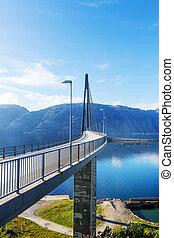 Bridge in Norway