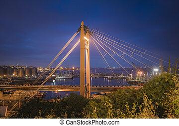 Bridge in Odessa
