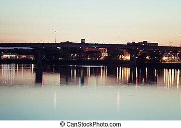 Bridge in Peoria