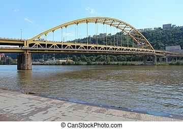 Bridge in Pittsburgh