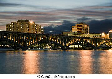 Bridge in Rockford