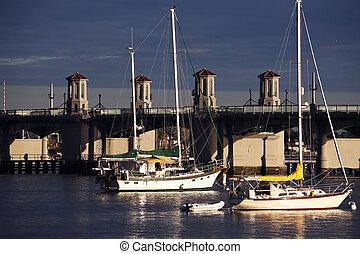 Bridge in St. Augustine