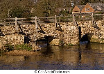 Bridge in Surrey - Shot in Godalming, Surrey, UK