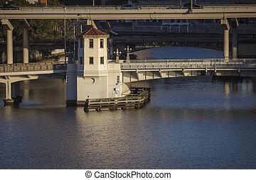 Bridge in Tampa
