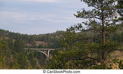 Bridge in the Hills