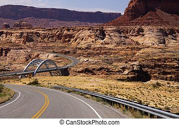 Glen canyon recreation area