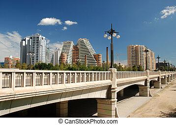 Bridge in Valencia, Spain