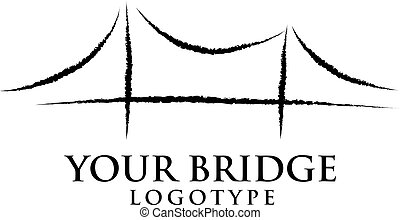 Bridge Logo Design - an amazing Bridge Logo Design