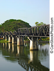 bridge of kawai river