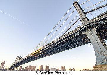 Bridge of New York City
